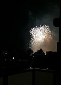 府中競馬場花火大会